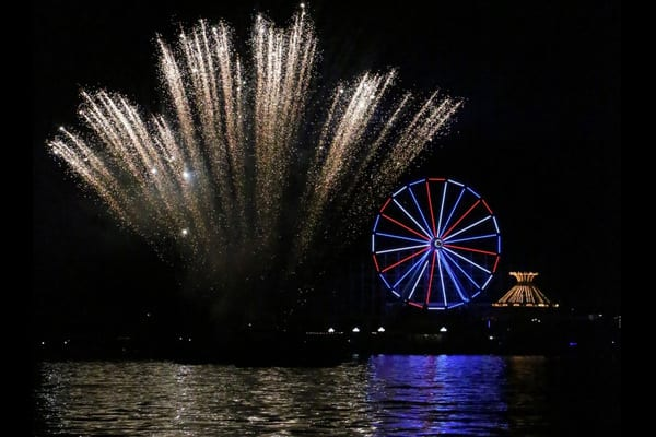 Read more about the article Fireworks- MEMORIAL DAY WEEKEND