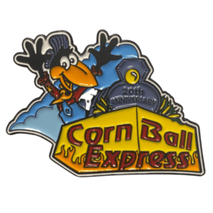 2021 CORNBALL EXPRESS PIN